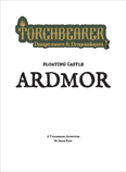 Floating Castle Ardmor Cover