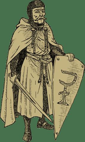 Grail KnightEcru