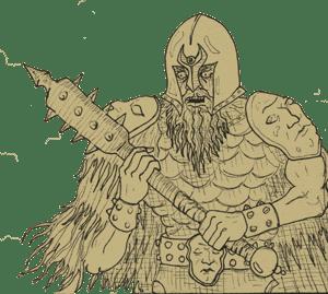NPC Brute Ecru
