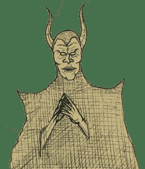 NPC Vizier Ecru
