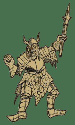 Orc Warmonger Ecru-2