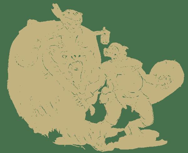 An Iconoclast Halfling Druid